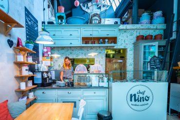 Chef Nino – Creparie e Gelataria