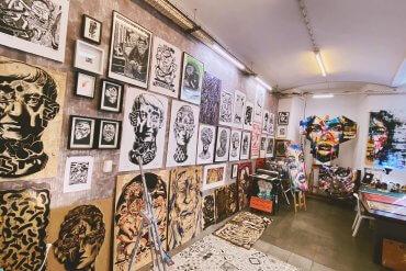 Atelier Mr. Greb & Jo Seixas Silva.